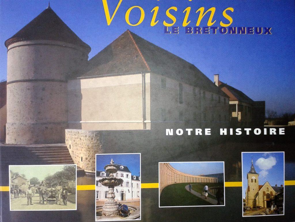 Couverture d'ouvrage: VOISINS-LE-BRETONNEUX