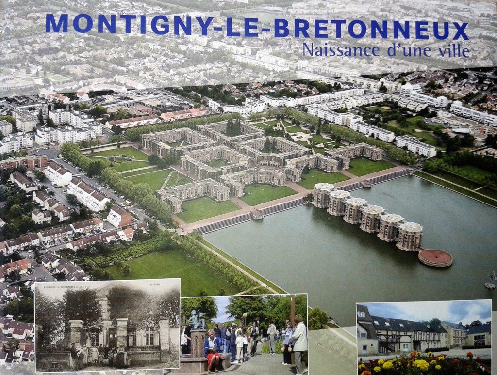Couverture d'ouvrage: MONTIGNY-LE-BRETONNEUX