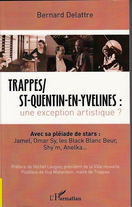 Couverture d'ouvrage: TRAPPES/ST-QUENTIN-EN-YVELINES