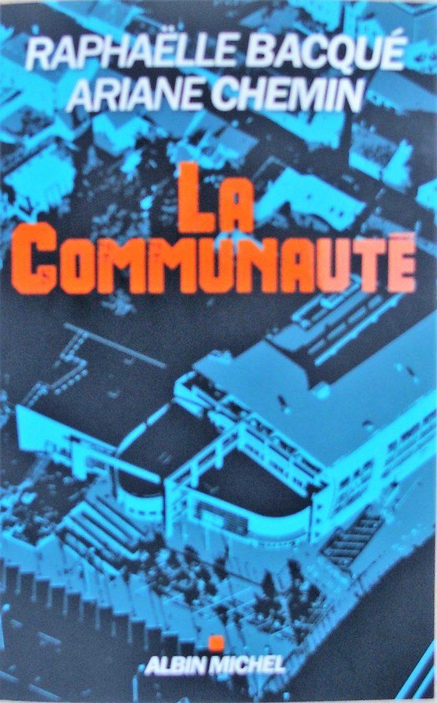 Couverture d'ouvrage: LA COMMUNAUTÉ