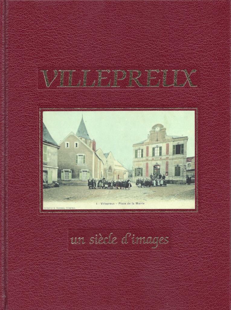 Couverture d'ouvrage: VILLEPREUX UN SIECLE D'IMAGES
